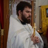 Слово за Литургией в день Иконы Божией Матери, именуемой «Знамение»