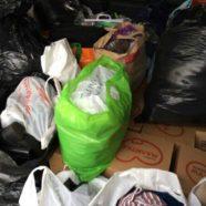 Благотворительная помощь посёлку Вердерево